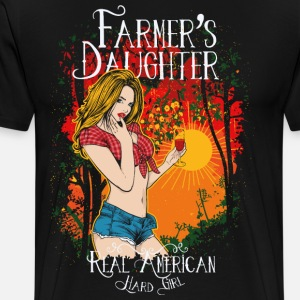 Farmer's Daughter Farmer's Country America Rural