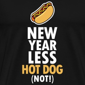 New Year Resolution is not a hot dog