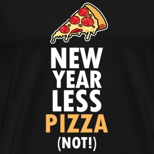 New Year Resolution is not pizza