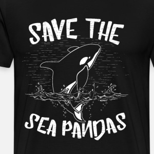 Save the Sea Pandas Save the sea creatures