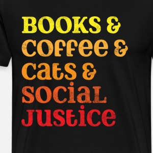 Books Coffee Cats Social Justice Women