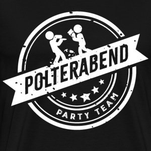 Polterabend Party Team Bier trinken Gruppenshirt