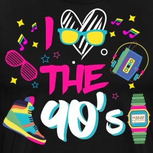 I Love the 90s / Nineties / Mottoparty / Retro / Party