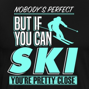 Perfect skier