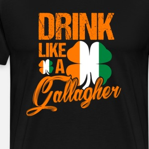 Gallagher St Patricks Day Ireland Drinking Gift