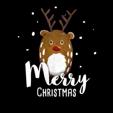 frohe weihnachten mit weihnachtsman christmas m nner. Black Bedroom Furniture Sets. Home Design Ideas