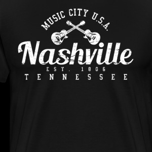 Nashville Tennessee - Country Musik