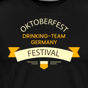 Oktoberfest 1 Drinking Team Germany