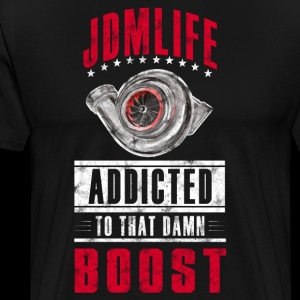 JDM LIFE - BOOST ADDICTED