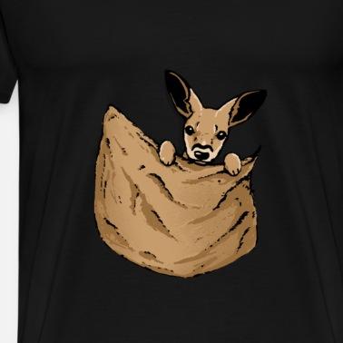Känguru Bauchtasche