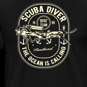 Scuba Diver Team Thailand Diving Diving Gift