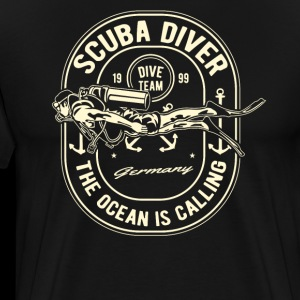 Scuba Diver Team Germany Diving Diving Gift