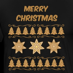 Funny Merry Christmas gingerbread Christmas s shirt