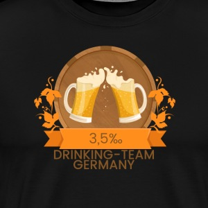 Oktoberfest 5 Drinking Team Germany