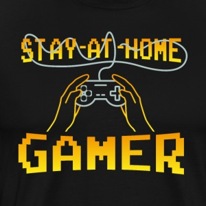 Nerds / Gaming: Stay at home gamer
