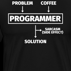Programmer funny gift coffee