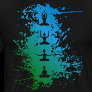 Yoga Shirt - Splash