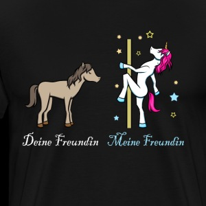 Unicorn horse my girlfriend gift love best
