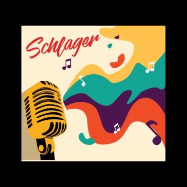 Schlager alemán golpea música género regalo a7c1d6dc853