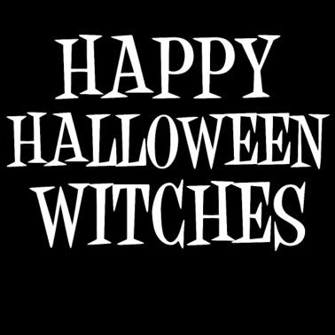 Heks Op Bezem Storm.Happy Halloween Heksen Heks Heksen Zwarte Magie Mannen
