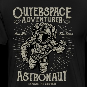 Astronaut, Weltall Abenteuer, Outerspace Adventure