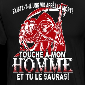 TOUCHE À Mom HOMME TSHIRT