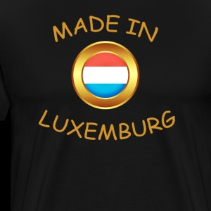 """MADE IN LUXEMBOURG"""