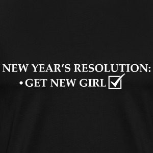 New Year Resolution is new girl