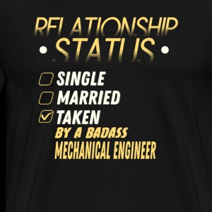 Relationship Status Taken by a Mechanical Engineer