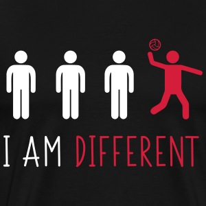 i am different volleyball