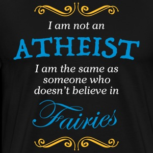 Don't Label me an Atheist!