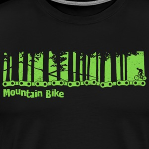 Mountain bike - bicycle