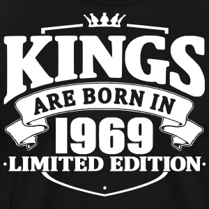 Kings are born in 1969