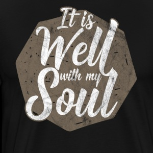 It is well with my soul Christian gift