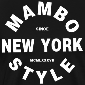 Mambo New York Style Salsa Dance Shirt