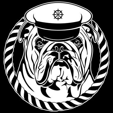 d2d47110 FRANSK BULLDOG CHRISTMAS EDITION. ENGLISH BULLDOG English Bulldog Wilsigns  hunder - Premium T-skjorte for menn