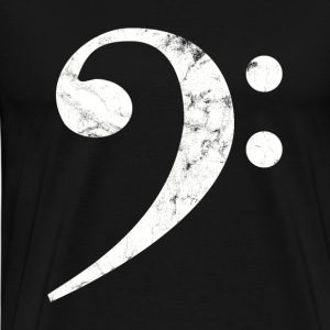 Bass Clef - Guitar Player Gift