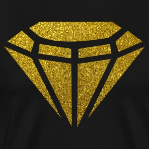 Golden Diamond - Golden Diamond Glitter Gold