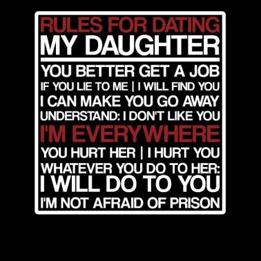 Dating en polis dotter