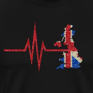 My heart beats for the UK - home country