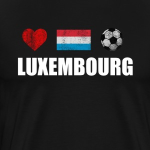 Luxembourg Football Shirt - Luxembourg Football Jers