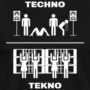 Techno vs Tekno