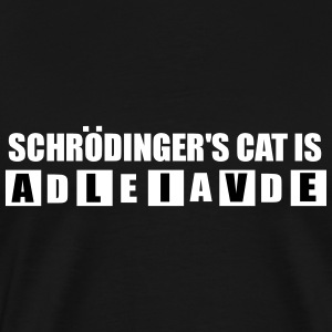 Schrodinger's cat cool geek quote