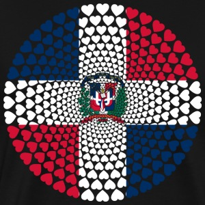 Dominican Republic Dominican Love Mandala