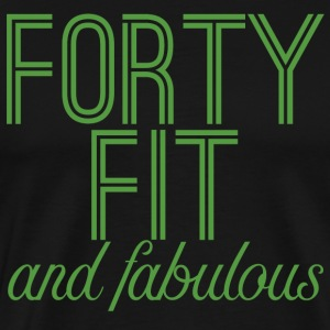 40th Birthday: Forty Fit And Fabulous