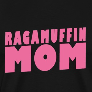 Ragamuffin mom cat tshirt gift