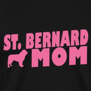 St. Bernard Mom - dog mom