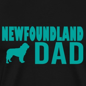 NEWFOUNDLAND DOG DAD SHIRT