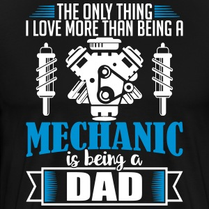 Mechanic Dad - funny fathers day
