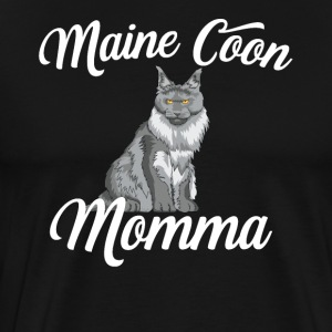 Maine Coon Cat Design - Maine Coon Momma